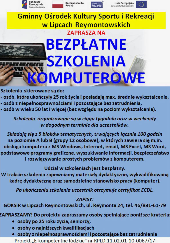 bdfe04e1 Gmina Lipce Reymontowskie